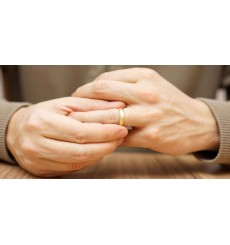 """Aliança de casamento """"hononga"""""""