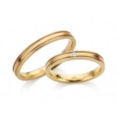 """Aliança de casamento """"Linhas II"""""""