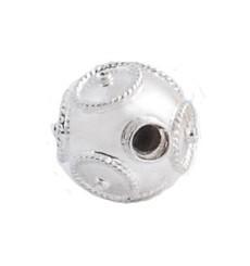 Bola de viana em prata