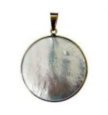 Medalha em Madrepérola