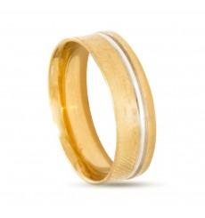 """Aliança de casamento """"Lagun"""""""