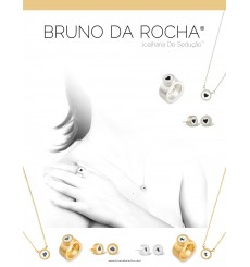 Brincos Bruno da Rocha